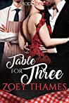 Table for Three (Big Girls & Billionaires, #1)