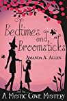 Bedtimes and Broomsticks (Mystic Cove Mysteries #1)