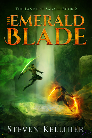 The Emerald Blade (The Landkist Saga, #2)