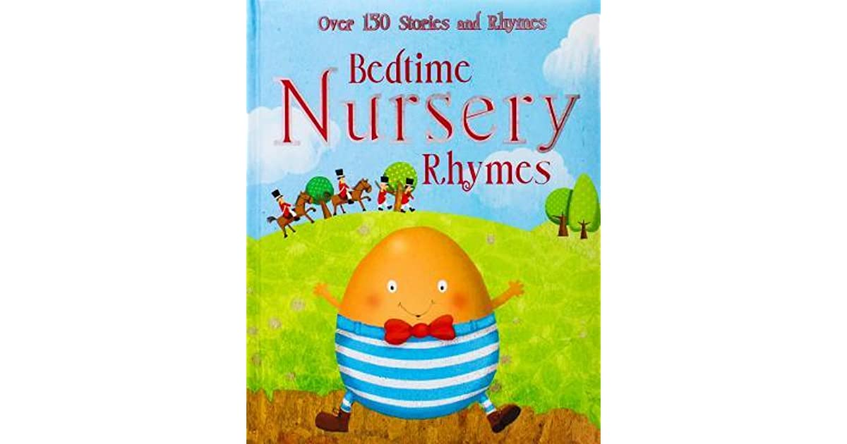 favourite bedtime nursery rhymes - 1200×630