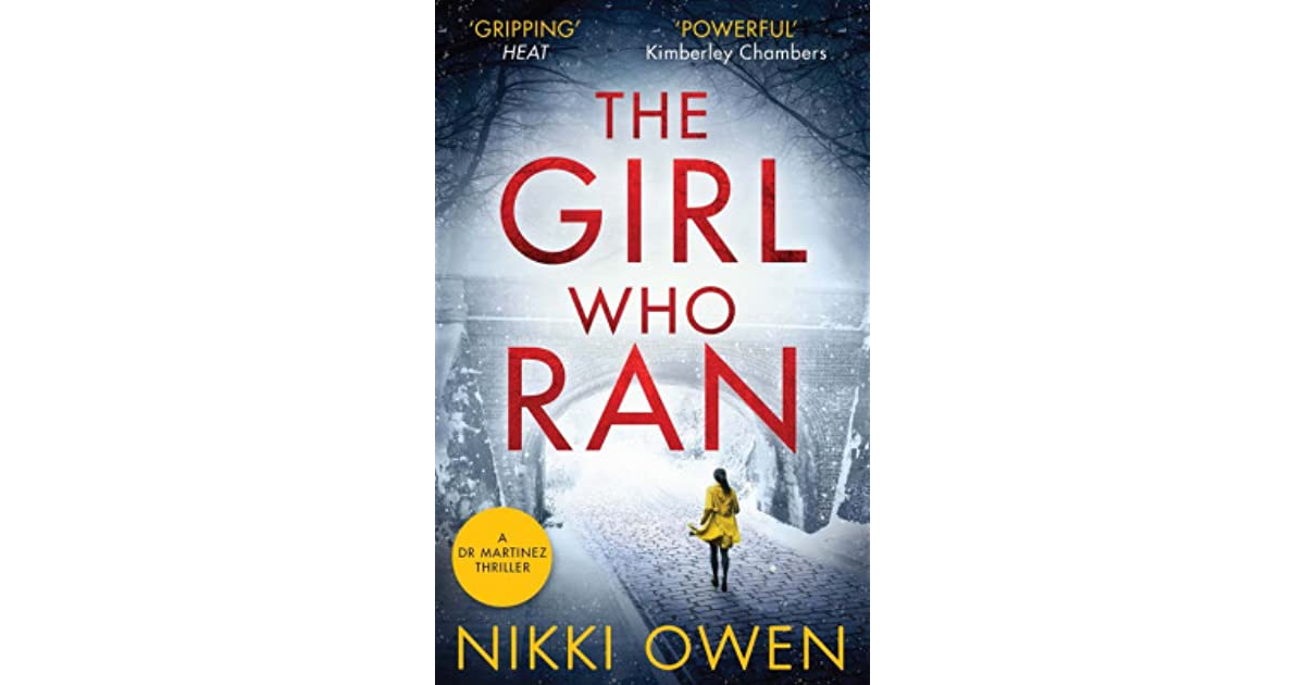 The Girl Who Ran (The Project #3) by Nikki Owen