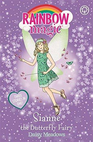 Sianne The Butterfly Fairy By Daisy Meadows