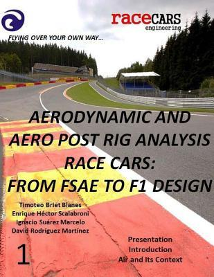 Aerodynamic and Aero Post Rig Analysis Race Cars: From Fsae to F1 Design - 1: Everything Necessary to Design Any Race Car, Mainly Focusing on Aerodynamics, Suspension and Grip  by  1 Timoteo Briet Blanes