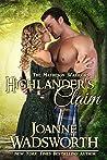Highlander's Claim: Time Travel Romance