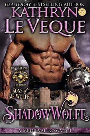 ShadowWolfe (de Wolfe Pack, #5)