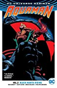Aquaman, Volume 2: Black Manta Rising