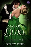 Sins of a Duke (Scandalous House of Calydon, #3)