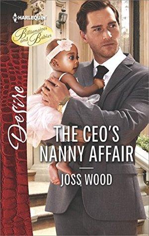 The CEO's Nanny Affair (Billionaires and Babies)
