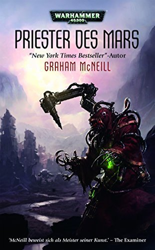 Priester des Mars (Forges of Mars 1)  by  Graham McNeill