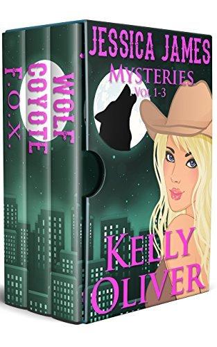Jessica James Mysteries : volumes 1-3