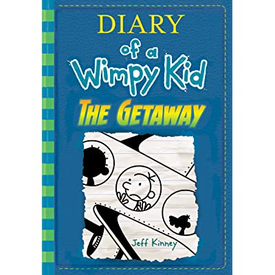 The Getaway Diary Of A Wimpy Kid 12 By Jeff Kinney