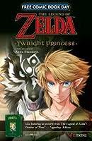 The Legend of Zelda: Twilight Princess - Free Comic Book Day