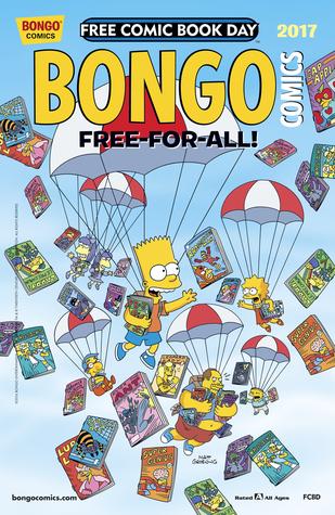 Bongo Comics Free-For-All! - Free Comic Book Day 2017