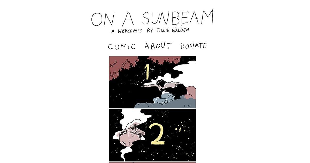On A Sunbeam: A Webcomic by Tillie Walden