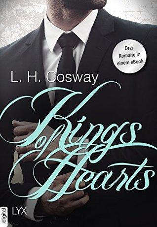 Kings of Hearts (Hearts, #1-3)