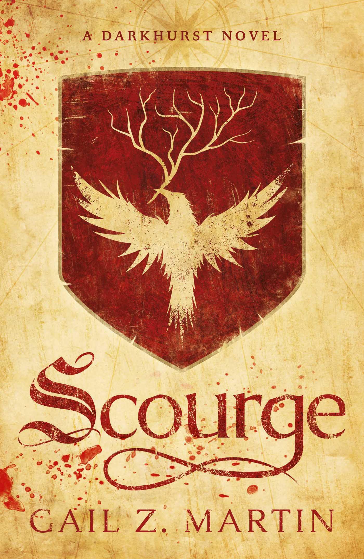 Scourge - Gail Z
