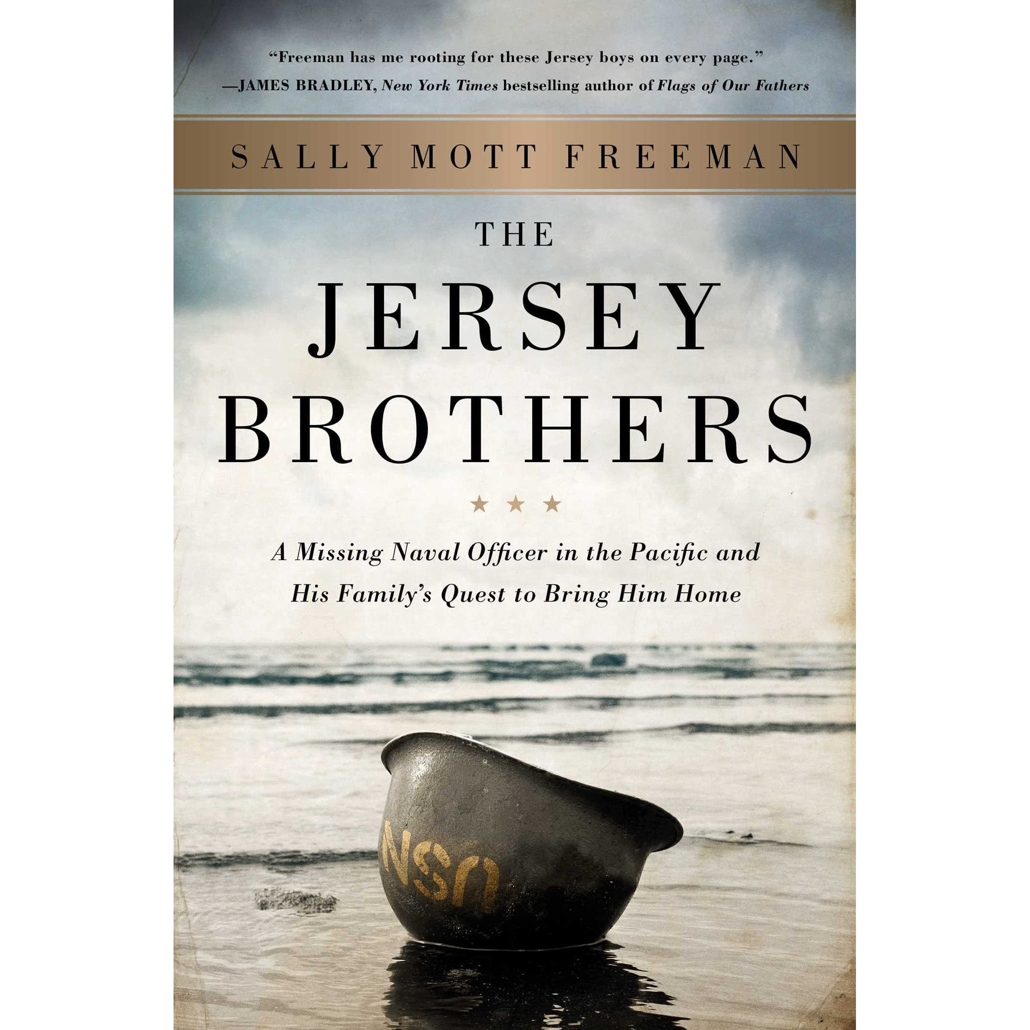 The Jersey Brothers A Missing Naval ficer in the Pacific and