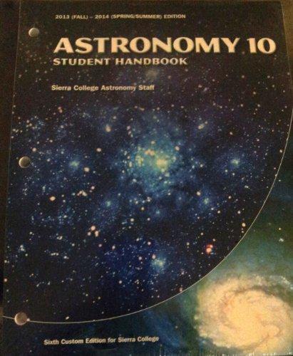 Astronomy 10