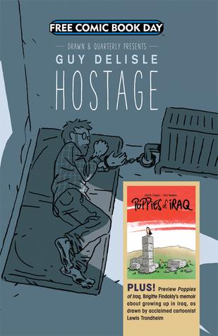 Hostage by Guy Delisle