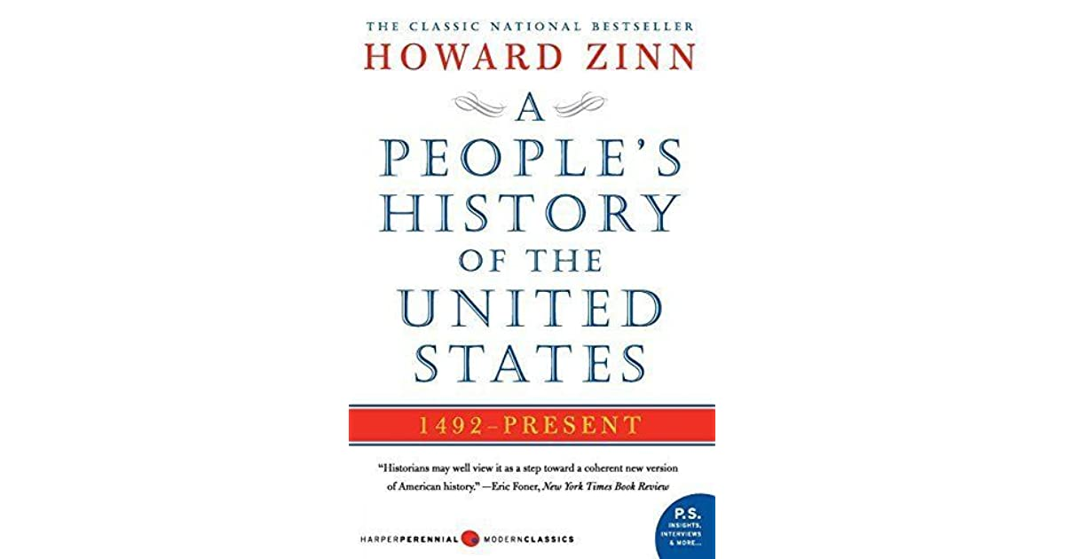 Howard zinn s a people history of