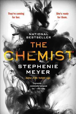 Image result for the chemist stephenie meyer