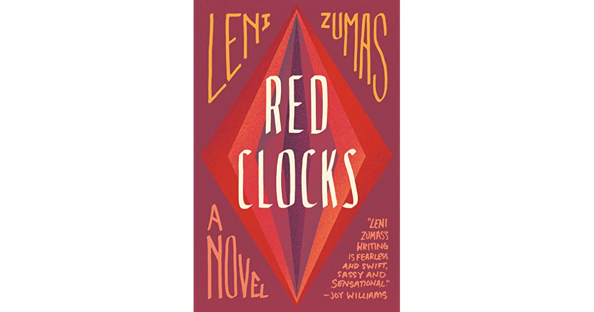 Image result for Leni Zumas' Red Clocks