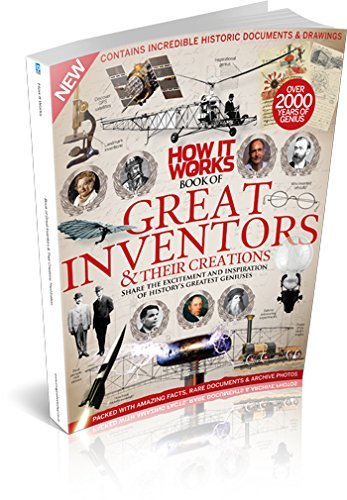 How It Works - Book Of Great Inventors And Their Creations