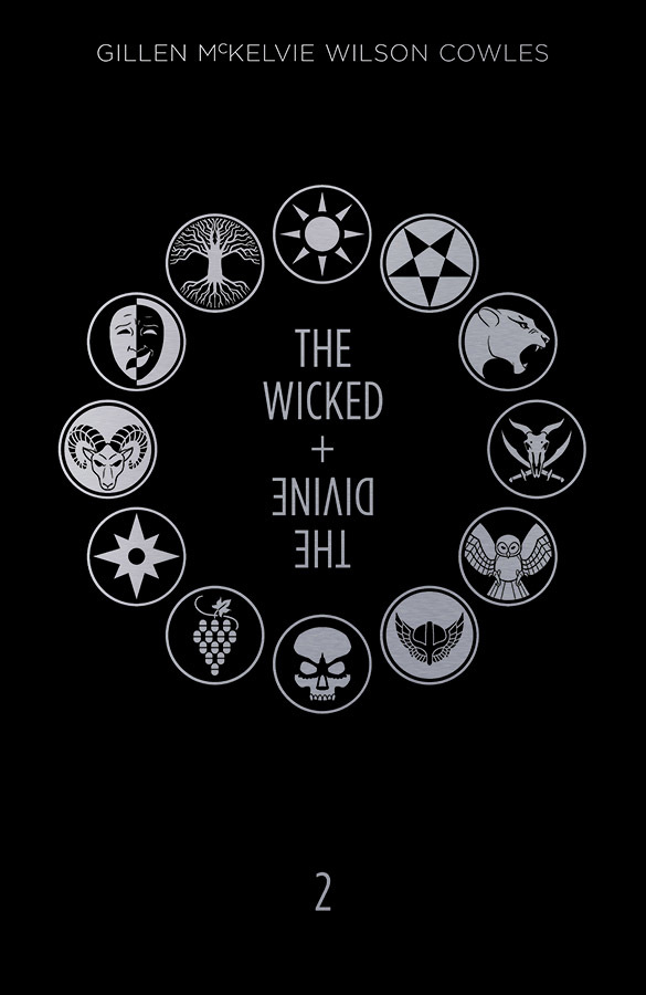 The Wicked + the Divine Deluxe Edition: Year Two