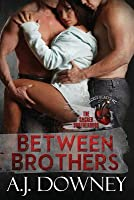 Between Brothers (The Sacred Brotherhood #4)