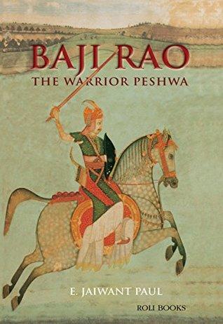 Baji Rao by E. Jaiwant Paul