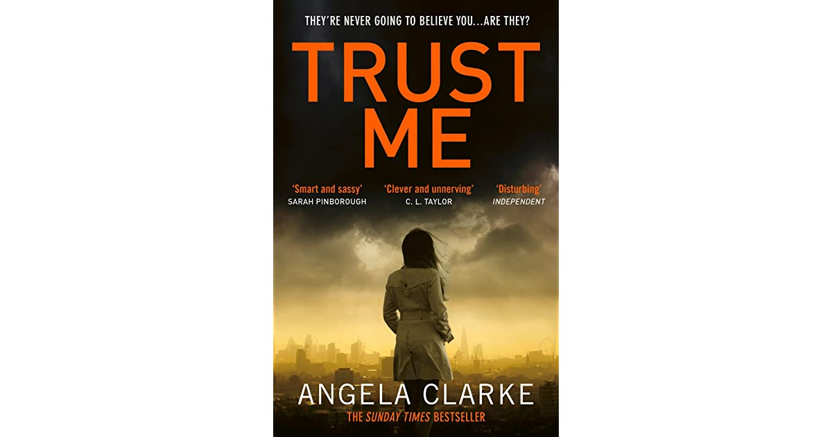 Trust Me (social Media Murders, #3) By Angela Clarke. Confidence Quotes For Employees. Single Line Quotes In Kannada. Humor Wife Quotes. Disney Quotes About Adventure. Adventure Club Quotes Tumblr. Positive Quotes Learning. Marriage Quotes Martin Luther King Jr. Tattoo Quotes Dreams