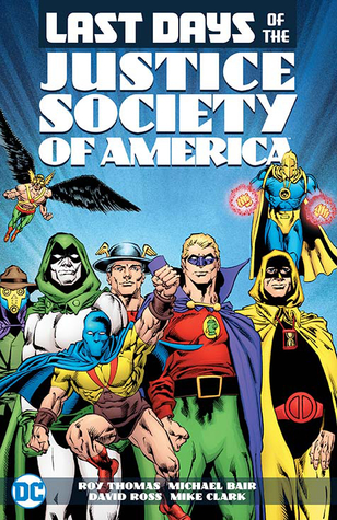 Last Days of the Justice Society of America