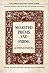Selected Poems and Prose (Lorenzo Da Ponte Italian Library)