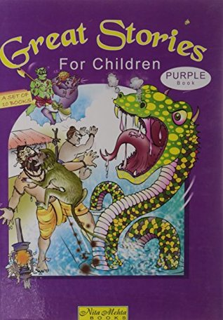 Great Stories for Children: Purple Book