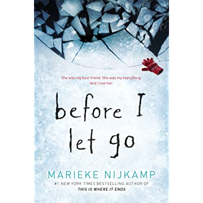 9a1a4fcae75 Before I Let Go by Marieke Nijkamp