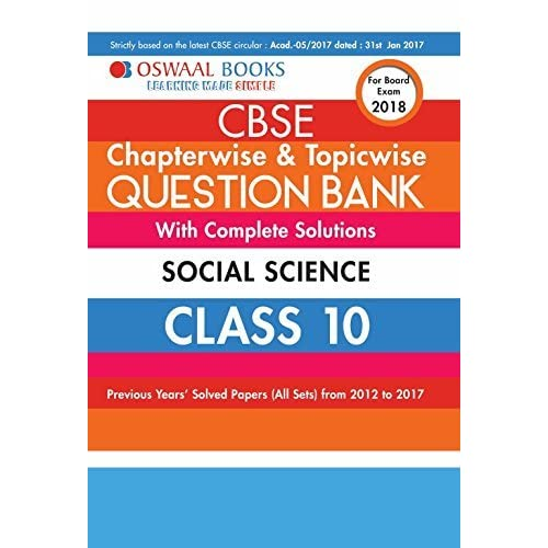 10 class oswaal pdf books