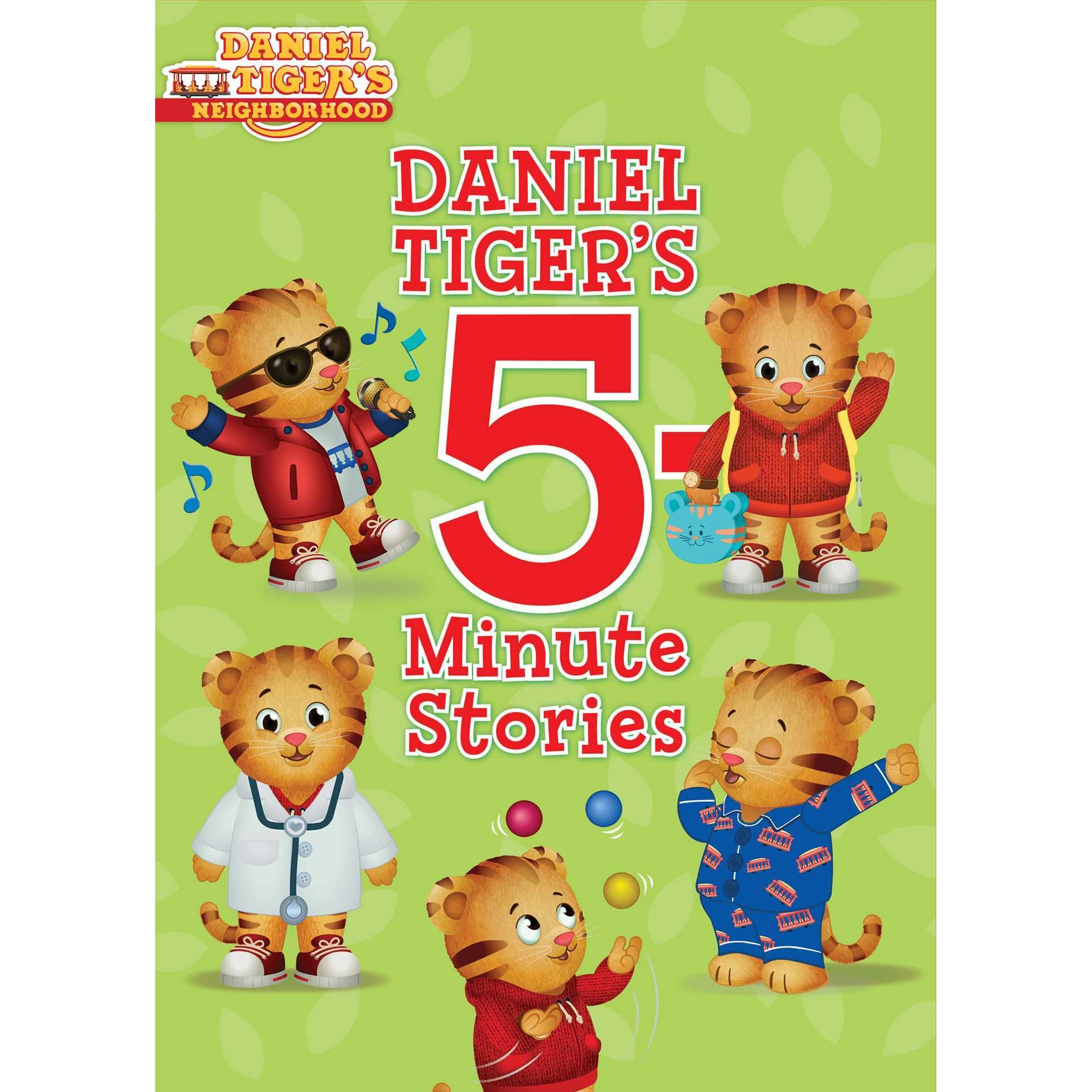 Daniel Tiger's 5-Minute Stories by