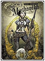 Lady Mechanika, Band 1
