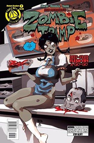 Zombie Tramp #7 Jason Martin, Dan Mendoza, Winston Young