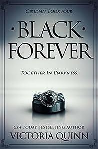 Black Forever (Obsidian, #4)