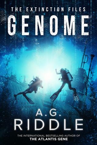 Genome (The Extinction Files, #2)