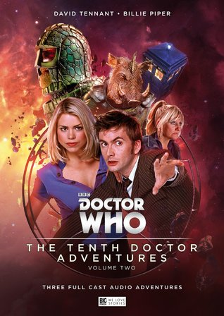 Doctor Who: The Tenth Doctor Adventures Volume 2