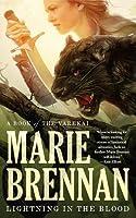 Lightning in the Blood (Ree Varekai, #2)
