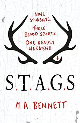 S.T.A.G.S (S.T.A.G.S, #1)