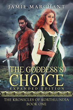The Goddess's Choice (Kronicles of Korthlundia, #1)