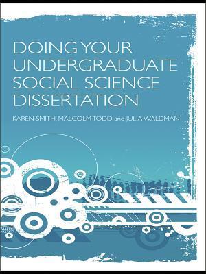 research dissertation