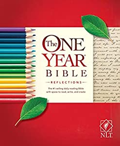 The One Year Bible Reflections-NLT