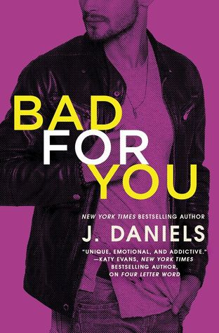 Bad for You (Dirty Deeds, #3)