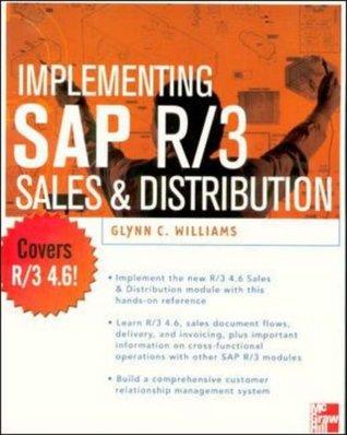 Sap R 3 Módulos De Ventas Y Distribución By Glynn C Williams