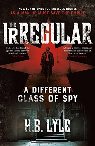 The Irregular A Different Class of Spy - H